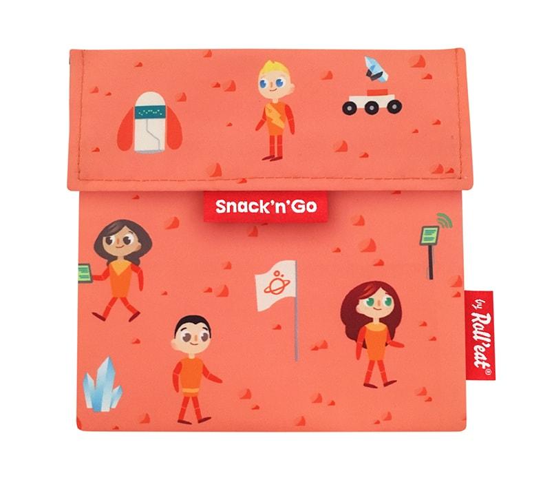 Vrecko na desiatu Snack'n'Go - Kids Space