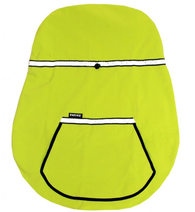 Emitex Ochranný kryt na nosič - limetka