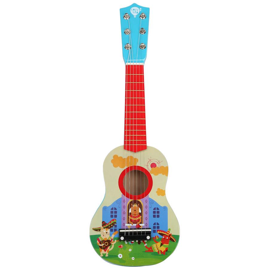 Lucy&Leo Moja prvá gitara