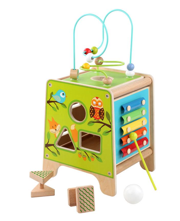 Lucy&Leo Interaktívna kocka FOREST ADVENTURE universal Cube