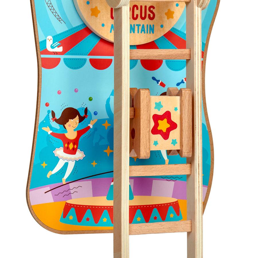 Lucy&Leo Nástenná hračka - Horský cirkus