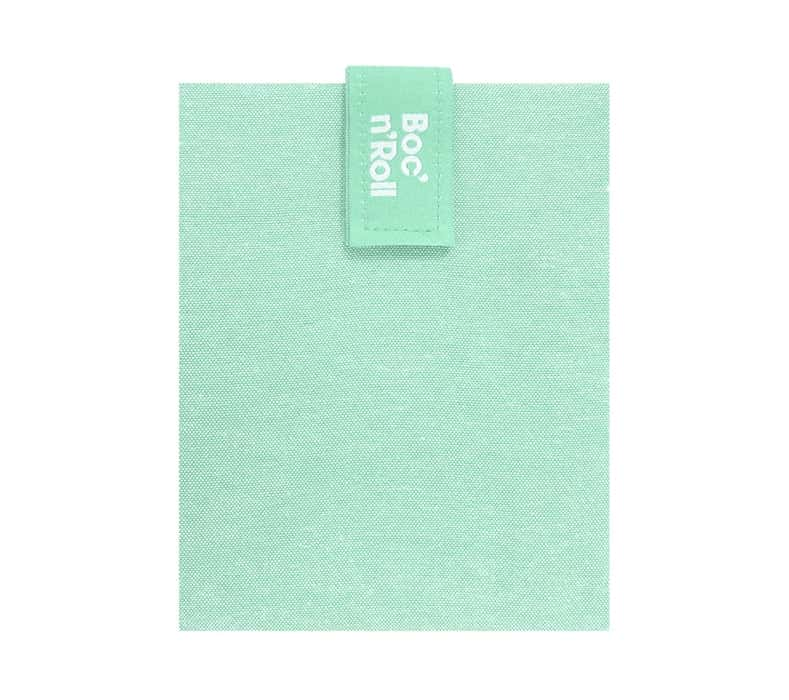 Obal na desiatu Boc'n'Roll, Sandwich bag - Nature Mint