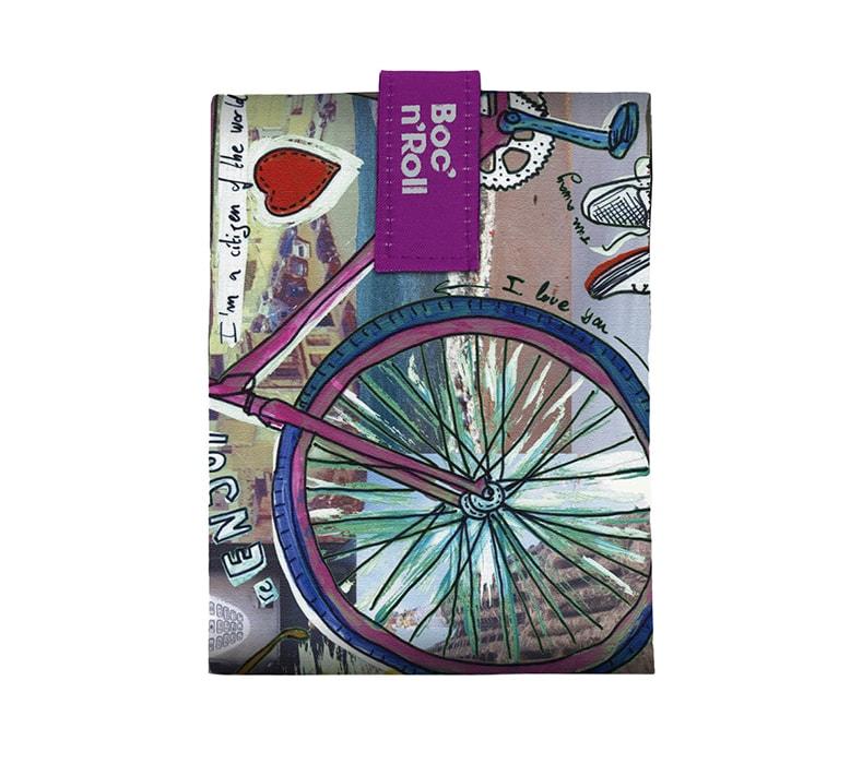 Obal na desiatu Boc'n'Roll Teens Girls Bicycle