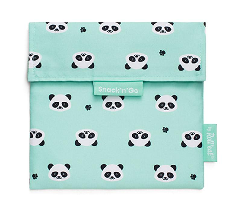 Vrecko na desiatu Snack'n'Go - Kids Panda