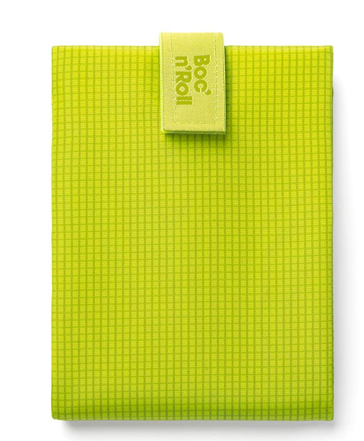 Obal na desiatu Boc'n'Roll ACTIVE Lime